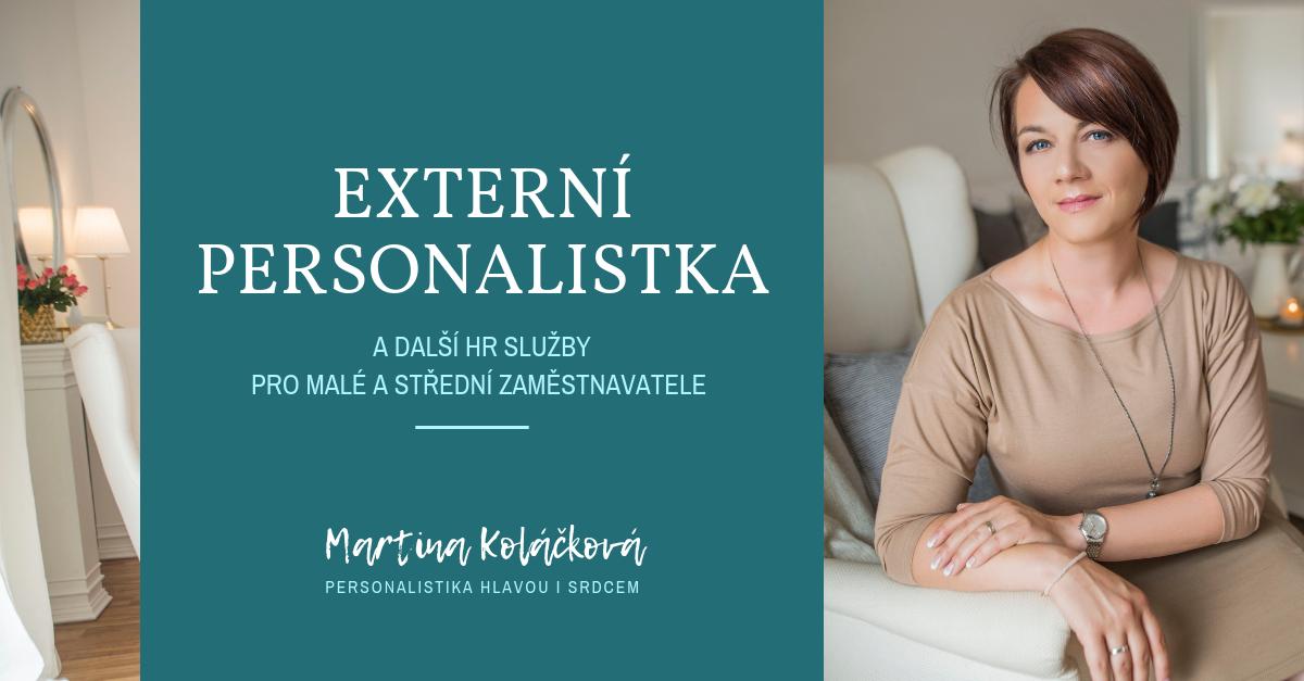externi personalista - interim HR manager