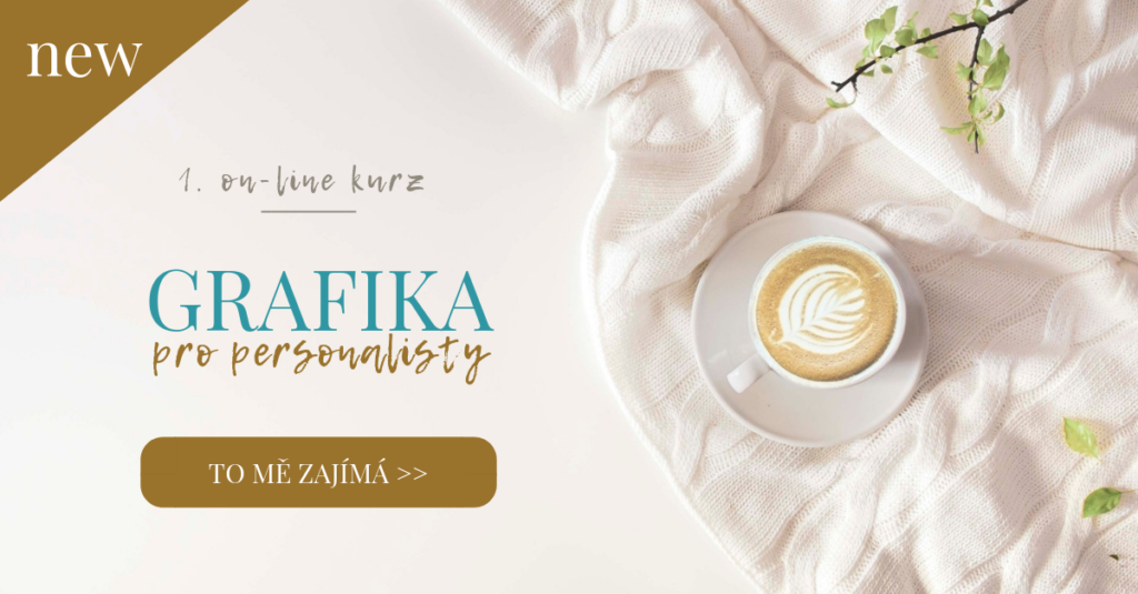 on-line kurz Grafika pro personalisty